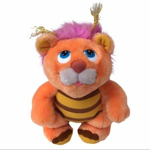 BUMBLELION from The Wuzzles! 80s Vintage Plush!